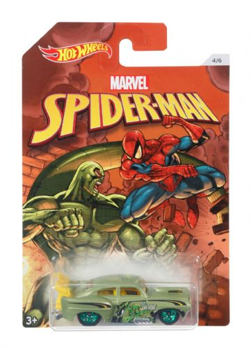 Hot Wheels Marvel Spider-Man Jaded Die-Cast Car